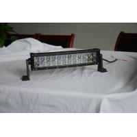 China 72W 13.5 inch Spot Flood Combo Vehicle  LED Light Bar Boat Jeep Lamp 3 years warranty wholesale