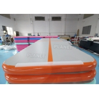 China 10ft Drop Stitch Material Inflatable Gymnastics Air Tumbling Track wholesale