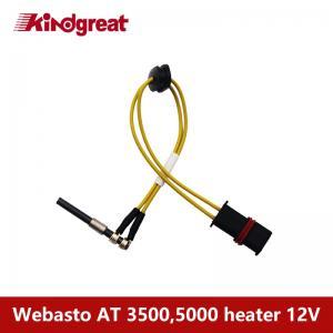 China 42-55W At 3500 / 5000 Webasto Heater Parts 91370B 12v Glow Plug wholesale