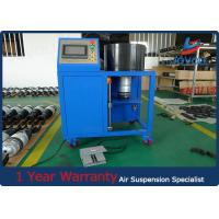 China Efficient Hydraulic Hose Crimping Machine For Land Rover Air Suspension Spring wholesale