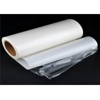 Buy cheap Hardness 52A TPU Hot Melt Adhesive Film Transparent Color For Clothing Garment from wholesalers