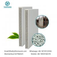 China plastic formwork panel for concrete|concrete plastic formwork board|construction formwork for building use |board on sale