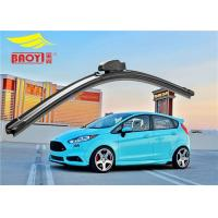 China Strength Front 24 Inch Car Windshield Wipers Aeroynamic Long Lifespan wholesale
