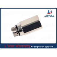 China Copper Air Suspension Valves , Porsche Cayenne Air Spring Suspension Parts wholesale