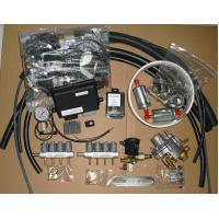 China Lo-gas CNG Sequentail injection kits for bi-fuel system on 5 or 6 or 8cylinder EFI/MPI gasoline cars wholesale
