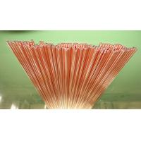 China 3.18 * 0.5mm Coating Copper Compressor Tubes Pass ISO14001 wholesale