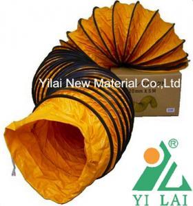 China flame retardant flexible ducting on sale