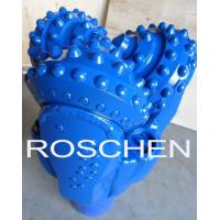 """China 4"""" - 18"""" API thread Tricone Drill Bit for oil drilling , water well drilling wholesale"""