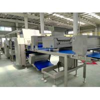 China Flexible  Modular Structure Pastry Dough Sheeter Machine For Various Bakery Project wholesale