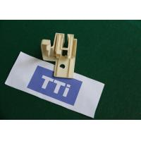 China ABS + PC Indestrial Precision Injection Molded Parts For Architechtural Parts wholesale