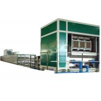 China Full Auto Rotary Egg Tray Machine 3000pcs per hour / Energy Recycling Egg Carton Machinery wholesale