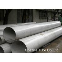 China ASTM A358 Class 1 TP316L Stainless Steel Round Tubing 1.4404 SS Pipe Welding wholesale