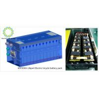 China Electric Vehicle Battery Pack , ROHS Safe 64v 50ah Club Car Golf Cart Batteries on sale