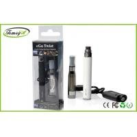 China Smokless Atomizer E Cig Ego C Twist Mt3 1.8ohm , 900mAh Variable Voltage E-Cigarette wholesale
