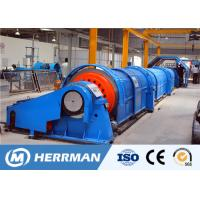 China Horizontal Tubular Cable Stranding Machine Independent Drive Method 1200rpm Speed wholesale