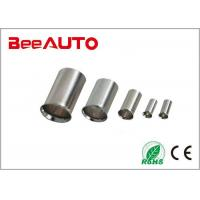 China EN1510 Non Insulated Butt Connectors For Automotive , Uninsulated Wire Connectors Customized wholesale