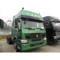 China Sinotruk Howo tractors tow truck head / prime mover in RHD , LHD in best price L2000 long cab on sale