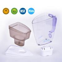 China Household Plastic Drinking Water Purifier Pitcher Kettle 3.5L Tank Food Grade Material on sale