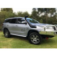 China Toyota Fortuner GUN156 2015 Onward 4x4 Snorkel Kit Off Road Accessories wholesale