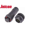 Buy cheap M16 IP68 Waterproof Data Connector , IP68 Waterproof Male Female Connector from wholesalers