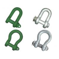 China Small D Anchor Shackle Buckle on sale