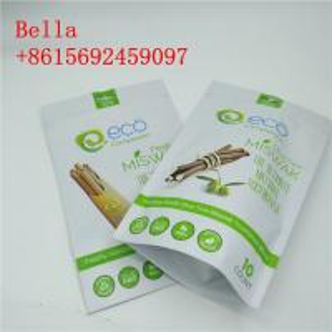 China Matt Finish Ziplock Snack Bag Packaging Light Proof Puncture Resistance wholesale