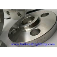 Buy cheap Forged Steel Flanges 4'' S40 F304H 300LB Socket Welding Forged and Bland Flanges from wholesalers