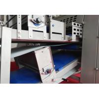 China Puff Pastry Laminator With  Advanced PLC System , 12 Flour Duster Commercial Dough Sheeter wholesale