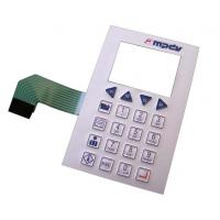 China Eaton MPCV Network Protector Relay Rim Embossing Membrane keypad | LTMS011 on sale