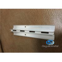 China Piunching Industrial 6063-T5 Aluminium Extrusion Profile / Aluminum Extruded Sections wholesale
