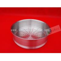 Stainless steel steam drawer,boiling drawer,thickness 1.0mm with cast iron handle