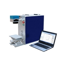 China 20W Stainless Steel Engraving System Fiber Laser Marking Machine wholesale