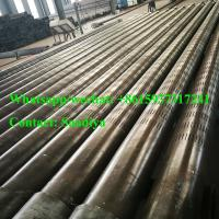 China API 5CT Slotted Liner/slotted casing sand control for oil gas water well wholesale