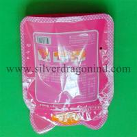 China Special shaped Stand up Laminated pouch with zipper for industry packing wholesale
