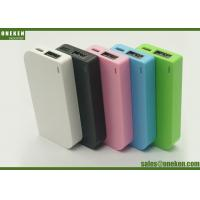 China Gift Lithium Polymer 2000mAh Battery Mobile Portable Power Bank 11 * 40 * 80mm wholesale