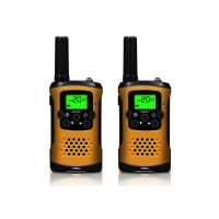 China ABS Body Lightweight Home Two Way Radio , Kids Two Way Radios With Charger wholesale
