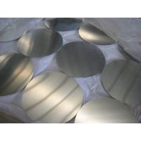 Quality 1050 1060 3003 DC / CC Aluminium Disc Cookware Utensils Basin Aluminum Disk with thickness 0.5mm to 3mm for sale