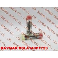 China BOSCH Common rail fuel nozzle DSLA140P1723, 0433175481 for 0445120123, 4937065 wholesale