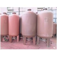 Quality Fire Fighting Diaphragm Pressure Water Storage Tanks 80 Degree Operating Temperature for sale