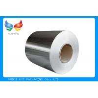 China Anti Corrosion Vacuum Metallized Paper Wine Packaging Laminated Paper wholesale