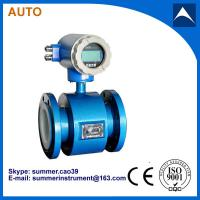 China split-type magnetic flow meter used for measure water wholesale
