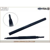 China Clever Square Eyebrow Pencil , Long - Acting Blonde Eyebrow Pencil wholesale