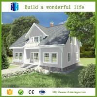 China 2018 modular new design one floor luxury prefabricated home for sale wholesale