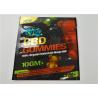 Buy cheap Custom printingZiplock mylar plastic herbal incense foil bag /rhino 7 swag platinum 15000 foil Herbal pill packaging bag from wholesalers