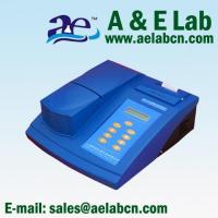 Buy cheap microcomputer turbidity meter(WGZ-2000) from wholesalers