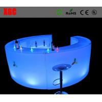 China Plastic Outdoor LED Bar Counter wholesale