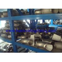 China ASTM A234 WPB / WPC But weld fittings 1/2'' To 48'' SCH10 To SCHXXS ASME / ANSI B16.9 wholesale