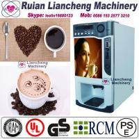 Quality coffee maker machine Bimetallicraw material 3/1 microcomputer Automatic Drip coin operated instant for sale