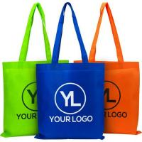 China Reusable Shopping Bags With LOGO Recyclable Custom Eco - Friendly Shopping Bag wholesale