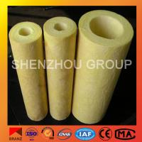 Buy cheap fiberglass pipe for thermal insulation from wholesalers